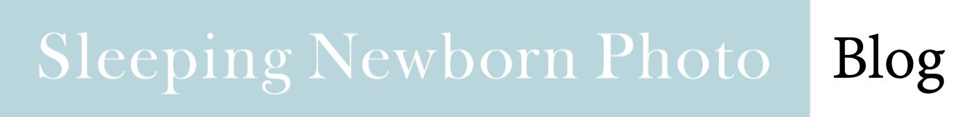 スリーピングニューボーンフォトアカデミー 公式ブログ
